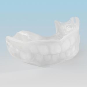 Dr Eberhard herausnehmbare Zahnspange Positioner
